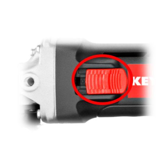 Keyang DG125A-750SC Haakse slijper 125 mm - 750W | NIEUW